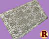 Cream Silk Rug