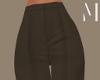 Brown Classy Pants | XL