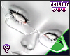 Glasses White