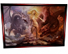 Dragon Art Sm Frame