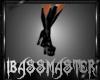 !BM! Black PVC Boots V2