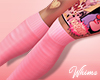 GP Pink Socks VM