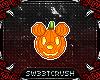 S Mickey Pumpkin BadgeBC
