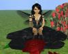 Rose Seat-Black