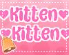 🔔 Particles | Kitten