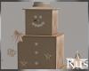 Rus BRONZE Snowman Gifts