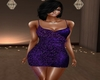 Elekna Purple Dress