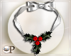Snow Holly Necklace S