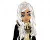 (CAT) Baroque Hair White