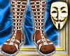 Roman Sandals v.1 Wht/G