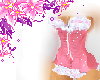 Baby Pink Lace Corset