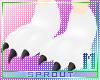 ⓢ Ping Paws - Feet M