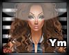 Y! Citlali /Choco-Brown|