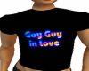 gay guy tee