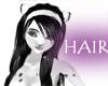 [S] Long Black Hair