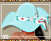 >Aztec Beach Hat