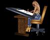 {FA}Animated Artist Desk