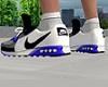 Nike Air Max Blue White