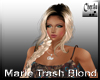 Marie Trash Blond Hair