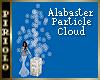 Alabaster Particle Cloud