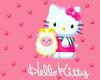 Hello Kitty Baby Swing
