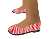 KIDS COUNTRY CHARM PUMPS