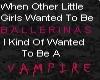 Vampire Quote