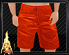 Kid Orange Short