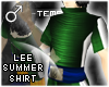!T Rock Lee summer shirt