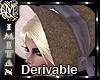 (MI) Derivable hat 21