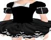 Kids Black Ballet  Dress