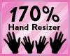 Hand Scaler 170%