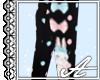 M.Mallow Bunny Socks~ Bl