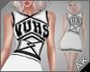 ~AK~ Varsity Uni: White