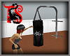 TS Animated Punching Bag