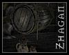 [Z] SB hanging Barrel 1P