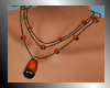 [ves]firestone necklace