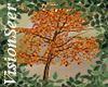 Animated Autumn Tree