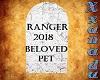Ranger's Tombstone