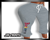 Bur Capri Sweats Gray
