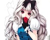 *A* Beautiful Anime Girl