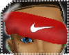 !LC™ Nike SweatBand Red