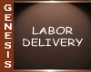 GD LABOR DELIVERY SIGN