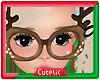 ♡Reindeer Glasses
