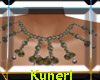 ~K~Coin Necklace
