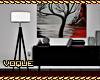 [V] Lamp, Table & Art