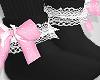 d. cute blk pink