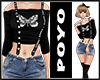 pop girl outfit