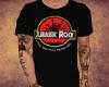 RR| Jurassic Rock tee