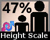 Height Scaler 47% F A